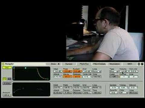 Ableton: Robert Henke on Sampler Part 2