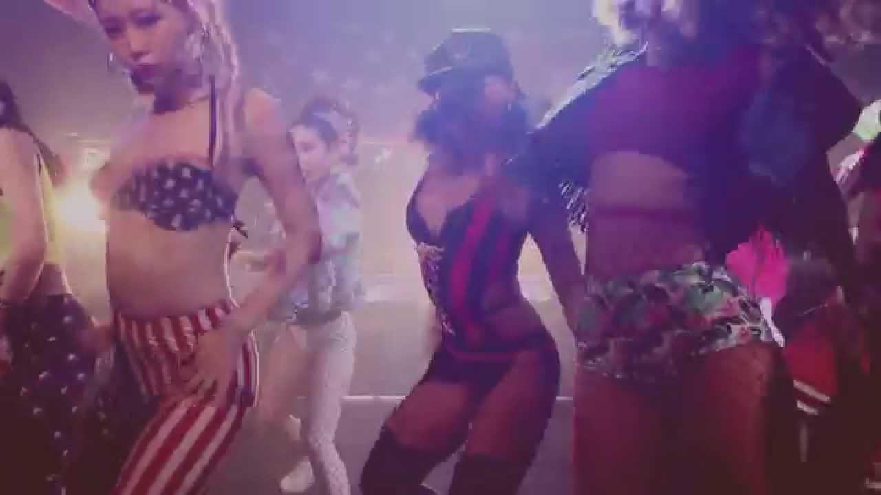 MIXXHONEY (Honey J & girls) / Boss ass Bitch - Nicki Minaj /