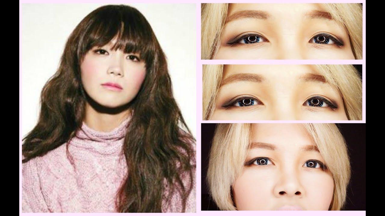 Eunji 정은지 Apink 에이핑크 Make Up Tutotiral | Fukidz [ENG]
