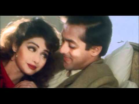 Salman Khan Romantic Moments With Sridevi - Funny Comedy Scene - Chand Ka Tukda