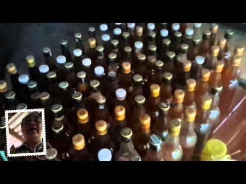 น้ำหมัก ป้าเชง 23-8-58 ที่บ้านน้าทร นนทบุรี