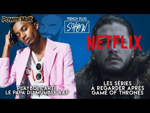 Playboi Carti le papa du mumble rap, les séries à regarder après Game of Thrones !
