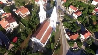 Medulin - Župna crkva Sv.Agneze i Crkva Sv.Petra