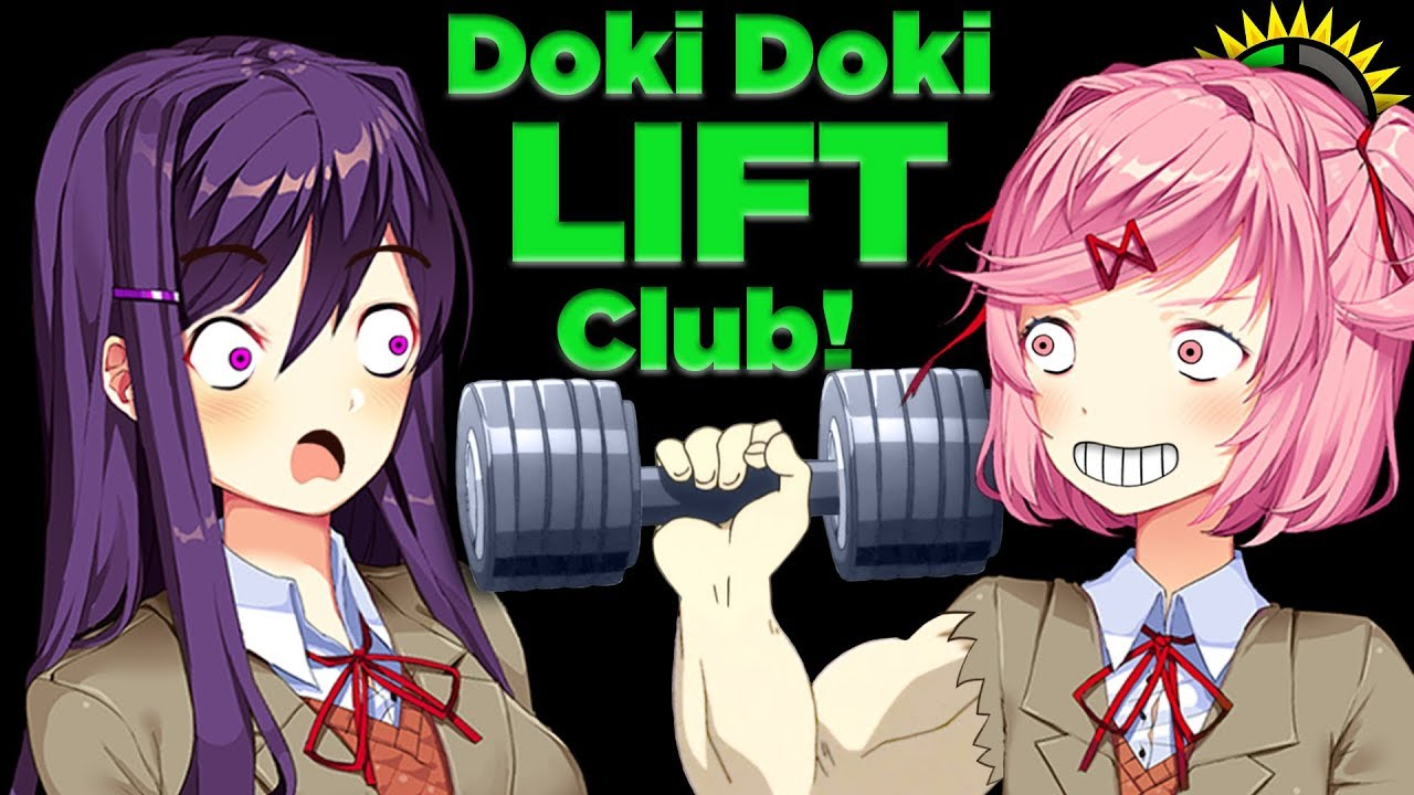 Game Theory: Doki Doki's Buffest Meme EXPOSED (Doki Doki Literature Club Memes)