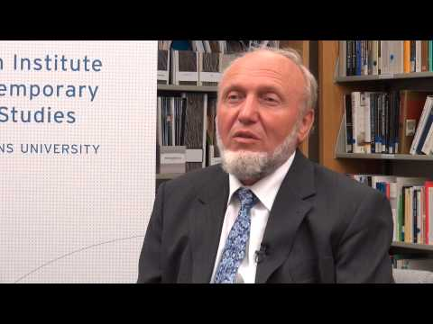 Is the Euro Crisis Coming Back? A Discussion with Prof. Hans Werner Sinn