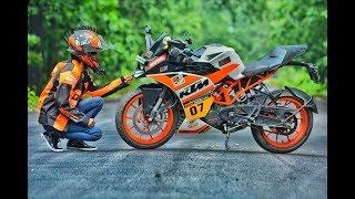 They MODIFIED My KTM ? Suprised Me With A New SUPERBIKE ?