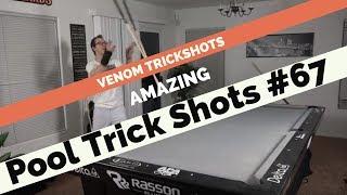 Venom Pool Trick Shots #67
