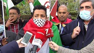 """Saharauis en España: """"Marruecos ha condenado al pueblo saharaui a un conflicto bélico"""""""