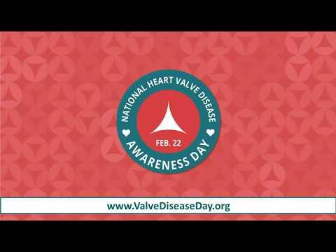 National Heart Valve Disease Awareness Day Social Media Training
