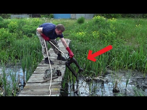UNBELIEVABLE MAGNET FISHING! We couldn't BELIEVE EYES when we caught it! CrazySeeker!