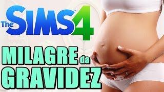 The Sims 4 (Parte 41) - GRAVIDEZ da QUASE FAMOSA