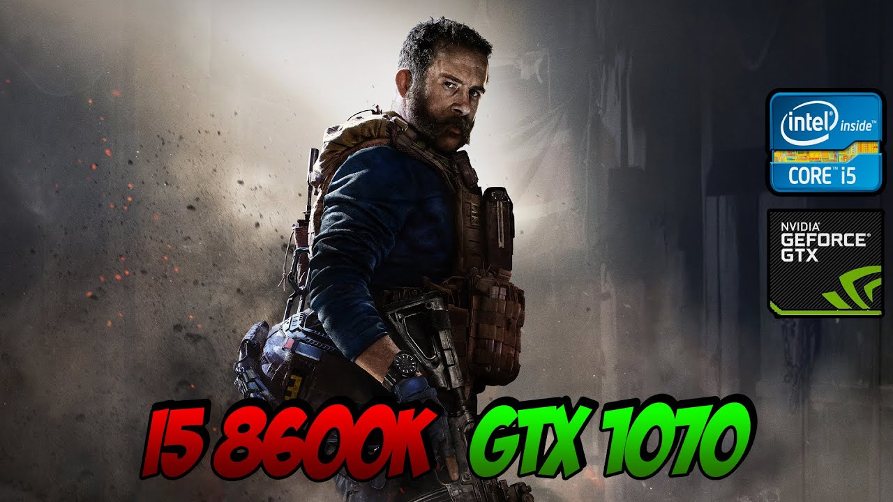 Call of Duty®: Warzone Gameplay GTX 1070 8GB OC | 1080p Ultra Settings | Benchmark