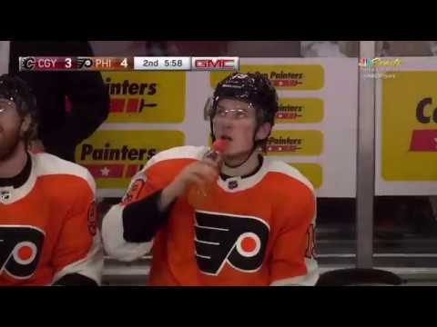 All Of Nolan Patrick's Goals From The 2017-18 Season!