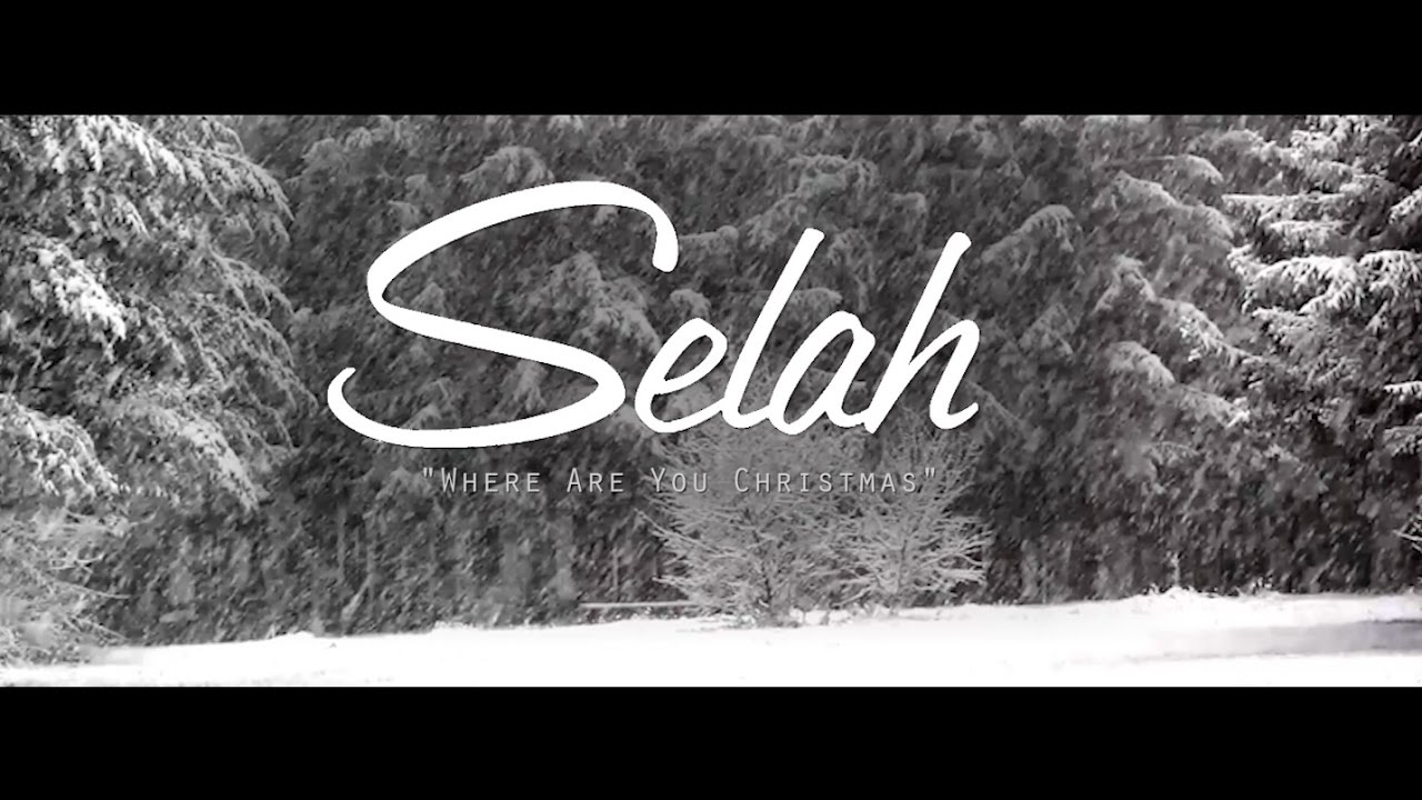 selah-where-are-you-christmas-official-music-video-theselahvideos