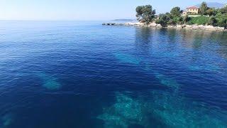 Элитная вилла у моря с собственным пляжем в Италии