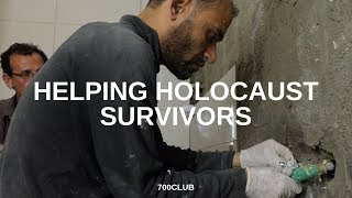 Caring for Holocaust Survivors in Israel