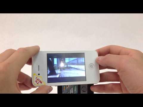 Копия iPhone F8 4S WiFi TV 2sim Java