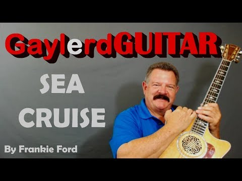 SEA CRUISE by Frankie Ford | Beginner Guitar Lesson (How to Play)