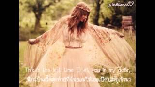 Taylor Swift - The Last Time ft. Gary Lightbody (Lyrics-Thaisub)