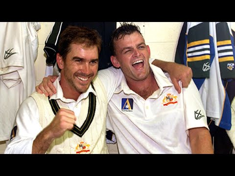 Full Highlights: Australia V Pakistan, 1999 Hobart Test
