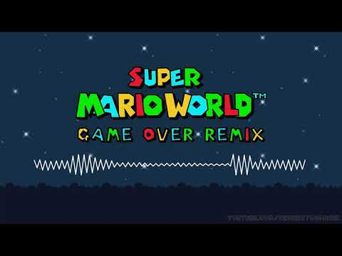 Super Mario World Game Over LoFi Hip Hop Remix