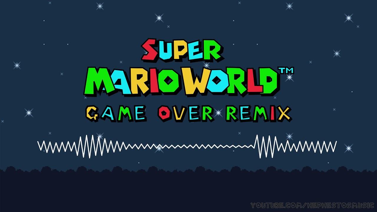 Super Mario World Game Over LoFi Hip Hop Remix Chords - Chordify