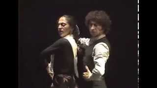 "DVD Mario Maya ""Ay jondo""  First Stage in Japan,Yokohama 1981  マリオ・マヤ 「アイ・ホンド」"