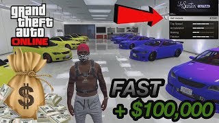 *SOLO* GTA 5 ONLINE CAR DUPLICATION GLITCH *NO* BUNKER , FACILITIES NEEDED (100% WORKING)