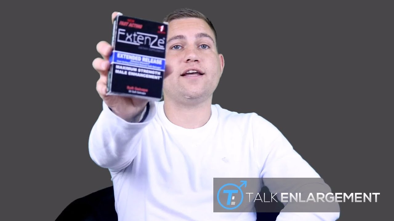 2019 Extenze Review Watch This Before You Buy Extenze Pills Youtube