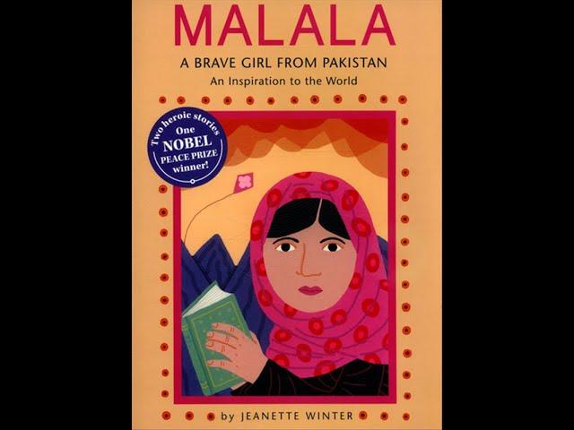Read-Aloud Book:  Malala   A Brave Girl From Pakistan