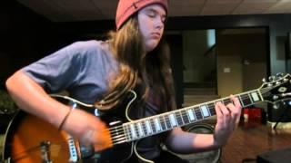 Billionaire - Lagwagon Guitar Cover by Ben Dunphy