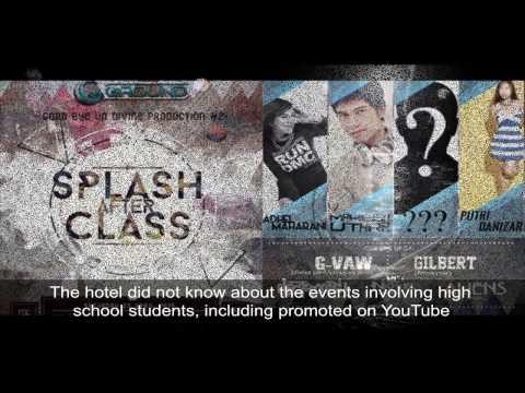 Splash After Class (Pesta Bikini Anak Pelajar SMA Setelah Ujian Sekolah)