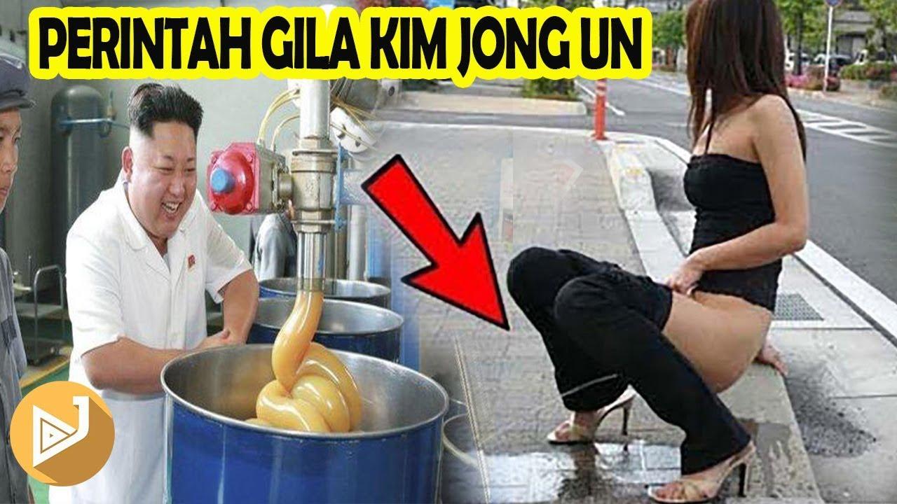 Download Gila.!! KIM JONG UN PERINTAHKAN RAKYATNYA Wajib MELAKUKAN INI...