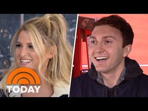 Meghan Trainor On Engagement To Daryl Sabara: My Fiance And I Talked Marriage 'From Month 1' | TODAY