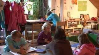 Schule Moos - Lernen in der Natur - Trailer