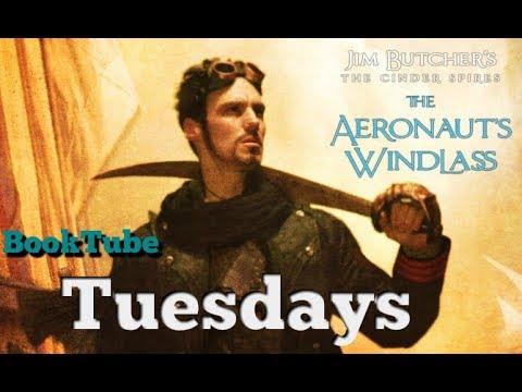 BookTube Tuesday: The Aeronaut's Windlass by Jim Butcher