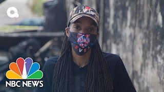 Minneapolis Business Owner Starts Over After Store Is Burned To The Ground   NBC News