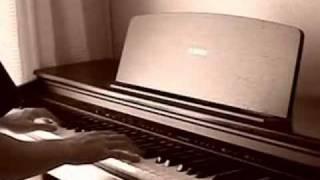 【ピアノ】ウルトラマンタロウ主題歌