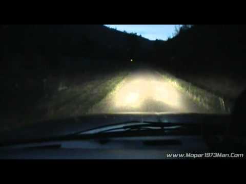 1996 Dodge Ram 1500 Stealth Driving Fog Lights