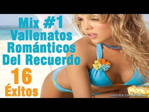 Mix - Vallenatos Románticos del Recuerdo 1/2
