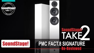 PMC Fact.8 Signature Loudspeaker Review! (Take 2, Ep:11)