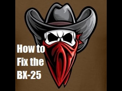 Ruger BX-25 failure to feed, How to fix