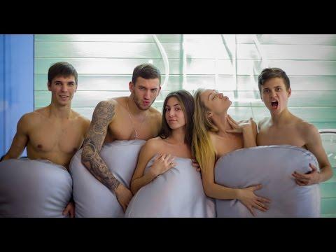 Видео секс пьяных студентов в общаге забавная