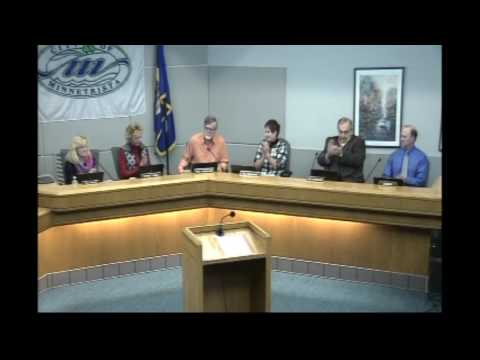 2016.12.05 Minnetrista City Council Meeting
