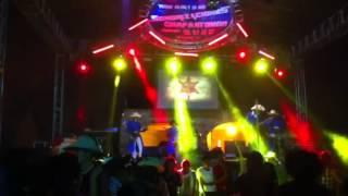FERIA TLAUNILOLPAN HIDALGO 25/07/2014 ( Baile con Grupo bra