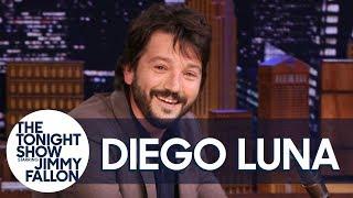 Diego Luna's Jabba the Hutt