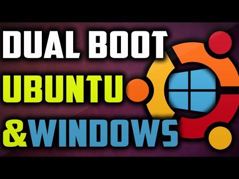 HOW TO DUAL BOOT WINDOWS 10 AND UBUNTU 15.10 (How To Install Ubuntu)