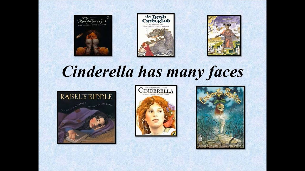 Fairy Tales from Around the World: Cinderella