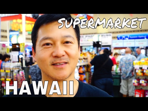 Hawaii's Don Quijote Supermarket