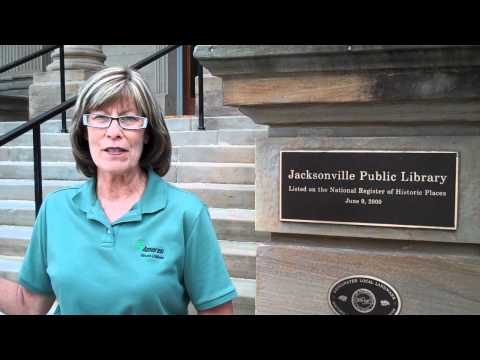 Jacksonville Public Library - Ameren Illinois Customer Service Outreach